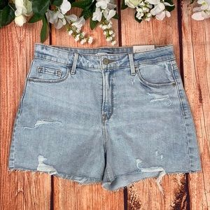 🆕 Old Navy Secret Slim Pocket Jean Shorts NWT